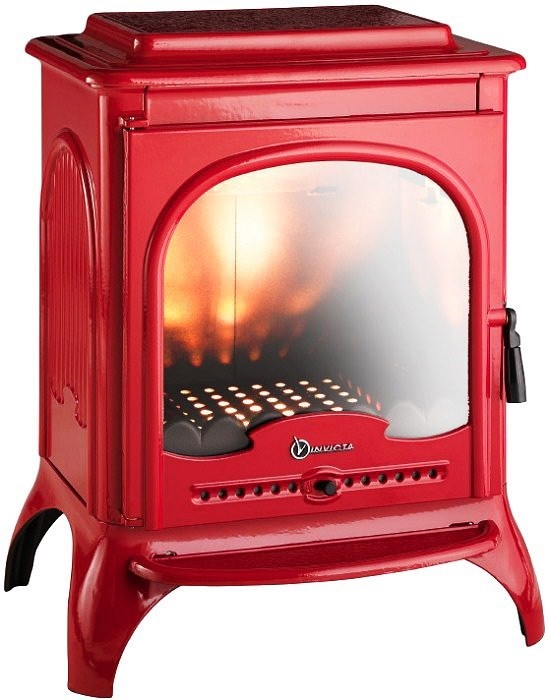 Красный Печь Seville Ivory/Red (Invicta)
