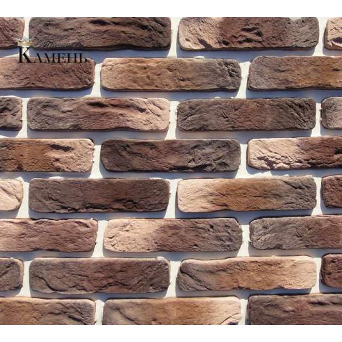 120-50 Камень Милтон Брик (Премиум камень)