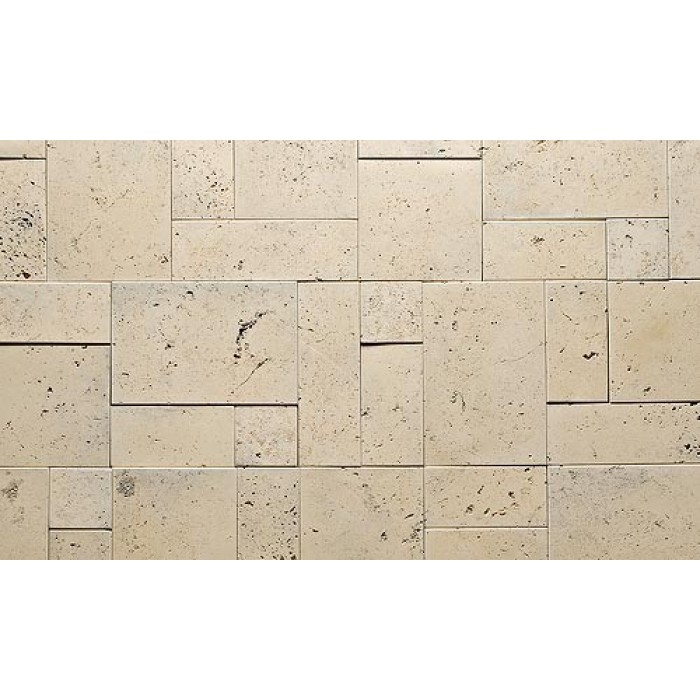 6501 Камень Травертин (Интеркам)