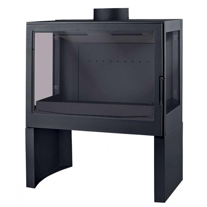 Печь LCI 7 GFLR Stove (Liseo Castiron)