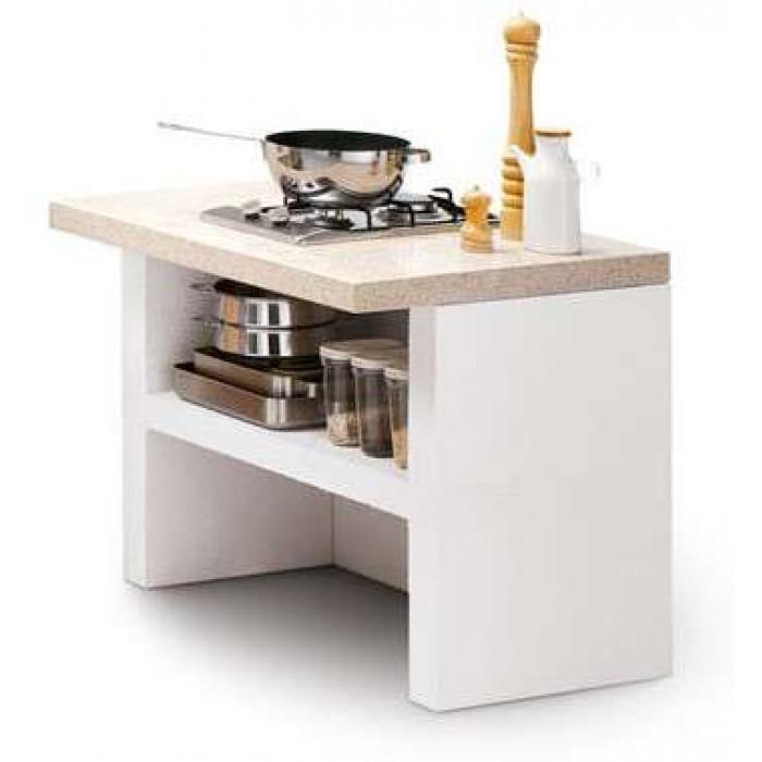 Стол с плитой Барбекю Malibu 2 (Palazzetti)