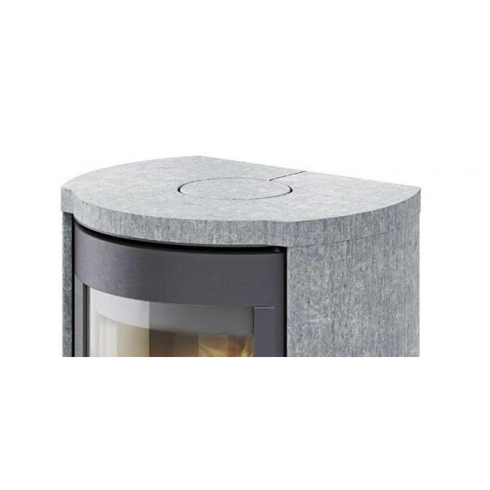 Талькохлорид (камень) Печь LUMA 4 Автопилот (Wiking)