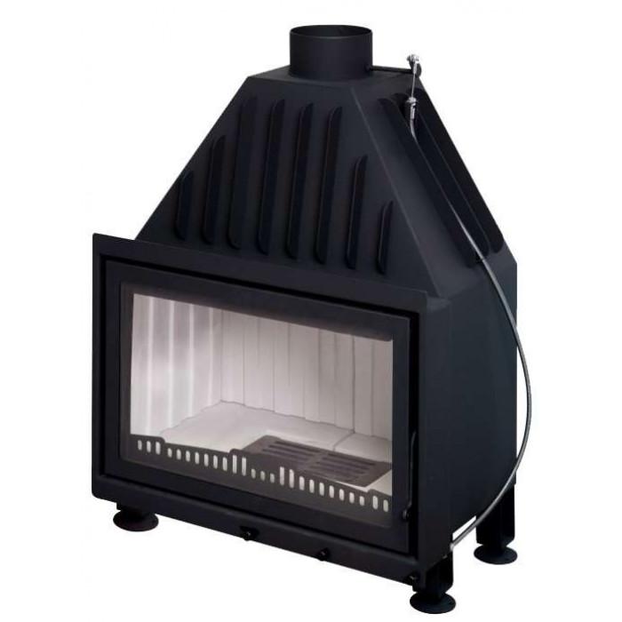 Топка Альфа 700 с теплообменником (Ecokamin)