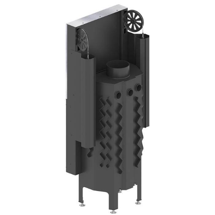 Albero G.V 3 Топка ALBERO 9 G.V (Hitze)