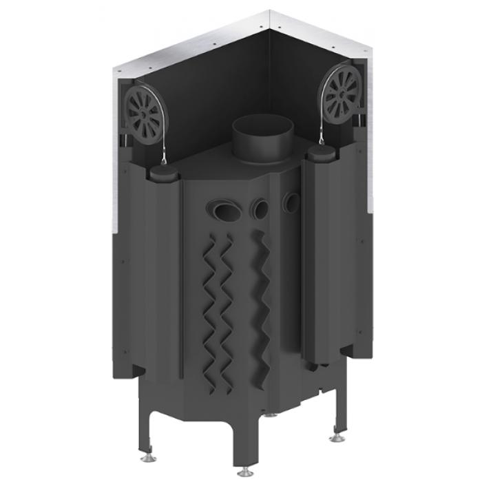 Albero 9 LR.GH 5 Топка ALBERO 9 L/R. GH (Hitze)
