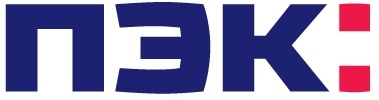 логотип транспортной компании ПЭК